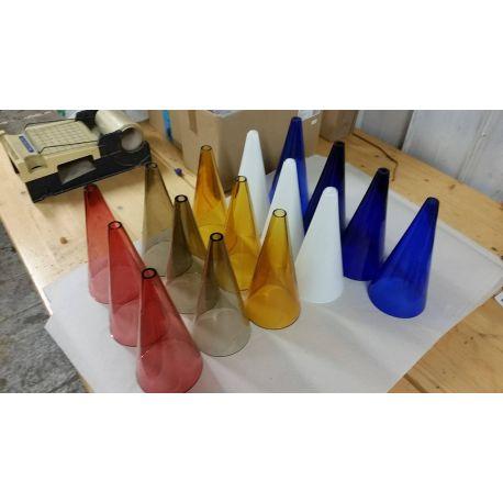 Discus breeding cone - Red