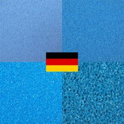 Filterschwamm 50x50x10 cm