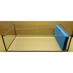 Aquarium 100x50x30 cm (Filterbeispiel)