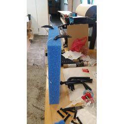 Trennfilter, HMF 7cm, Maße unter 33cm x 33cm