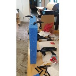 Trennfilter, HMF 7cm, Maße unter 50cm x 50cm