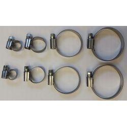 Schlauchbinder (8 - 12mm)  2 Stück