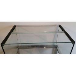 Glas – Schiebeabdeckungen 33x38 cm Kallax