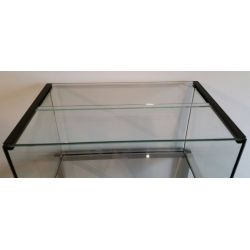 Glas – Schiebeabdeckungen 40x25 cm