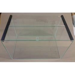 Nano Becken inkl. Glas-Schiebe-Abdeckung