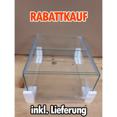 Nano Aquarium für Kallax Regale 33x38x22 cm SET