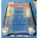 Kallax Aquarium 20 cm inkl. Glasschiebeabdeckung