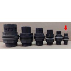 Tankdurchführungen PVC U (16/20 mm)