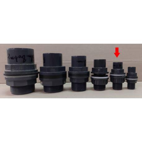 Tankdurchführungen PVC U (20/25 mm)