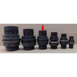 Tankdurchführungen PVC U (32/40 mm)