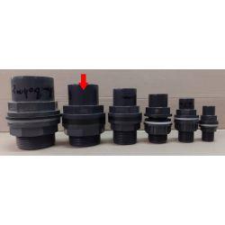 Tankdurchführungen PVC U (40/50 mm)