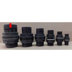 Tankdurchführungen PVC U (50/63 mm)