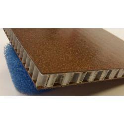 PVC Verbundplatte mit Plastikwaben