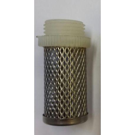 Fußfilter 20 mm  ½ Zoll
